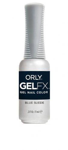 Orly Gel Fx - Blue Suede - 9ml